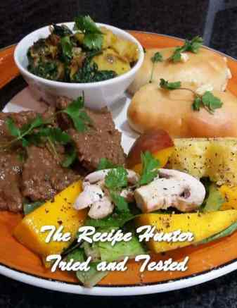 TRH Feriel's Braised Tenderised Steak