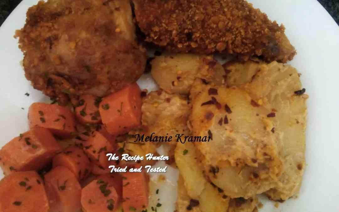 Melanie's Doritos Chicken