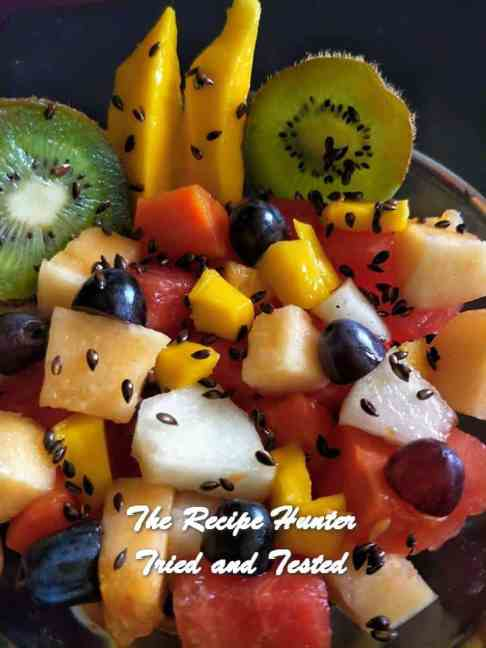TRH Moumita's Easy Fruit Salad