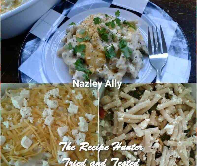Nazley's Chicken Pasta