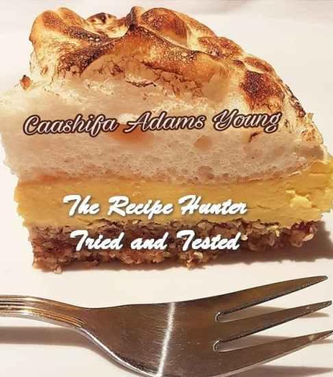 TRH Caashifa's LC Lemon Meringue Pie
