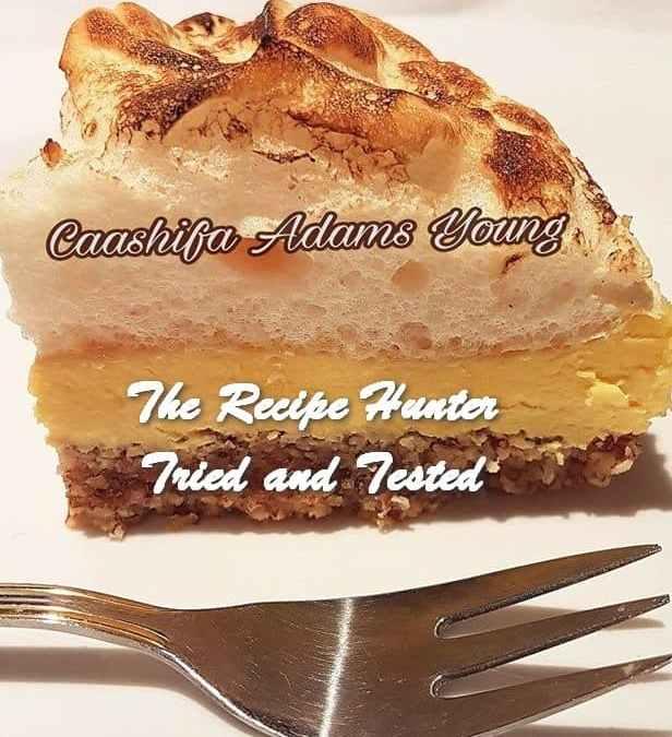 Caashifa's LC Lemon Meringue Pie