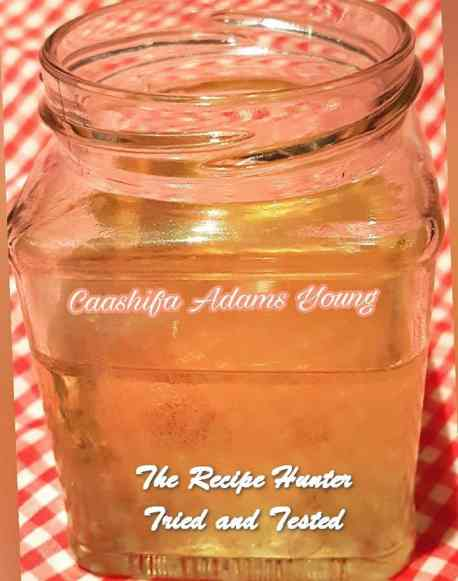 TRH Caashifa's Simple Xylitol Syrup