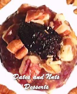 TRH Dates and Nuts Desserts