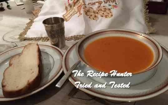TRH Hannah's Pepper Soup