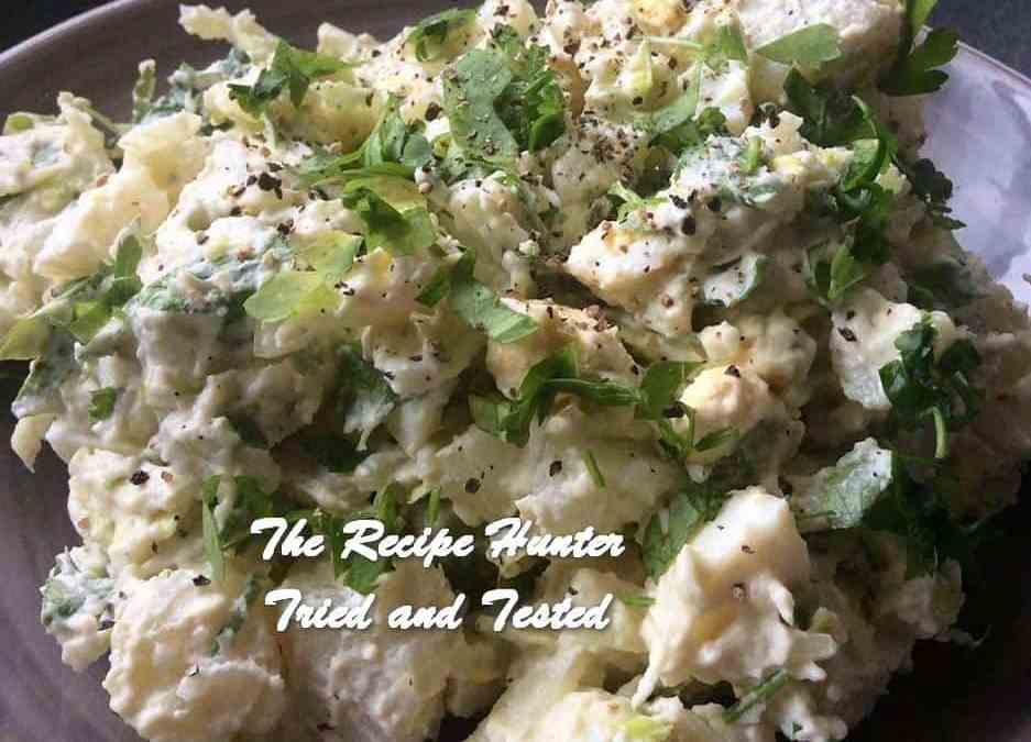 Preshana's Potato Salad