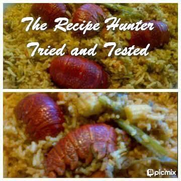 Feriel Crayfish Tails Paella
