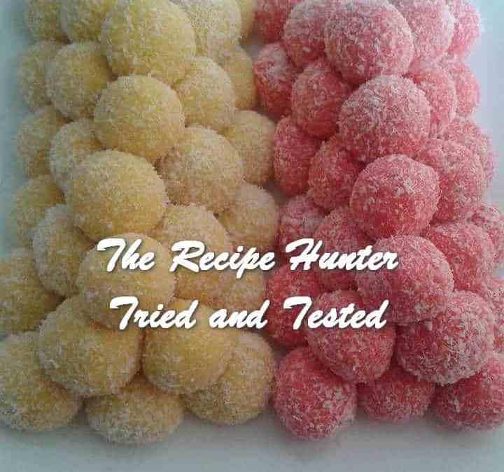 Rashida's Snowballs – Coconut Balls