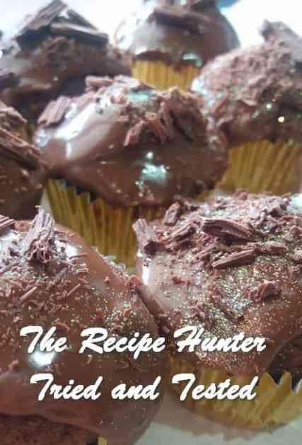 Feriel's Lazy Dazy Chocolate Cupcakes