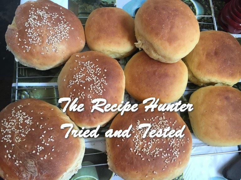 Bobby's Homemade Burger Rolls