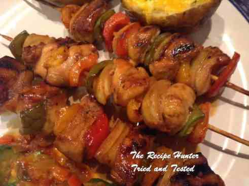 Gail's Chicken Kebabs