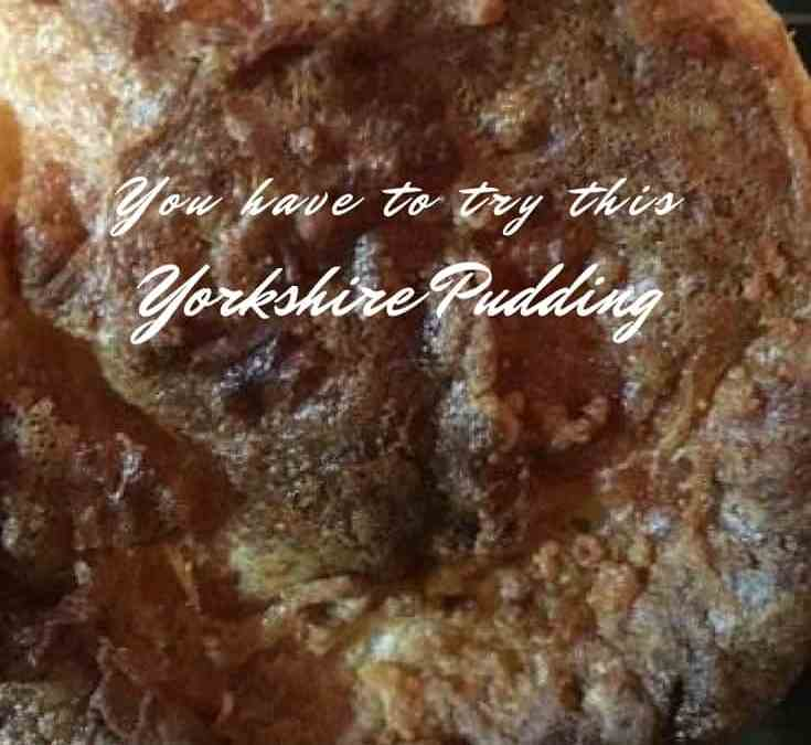 Bobby's Yorkshire Pudding
