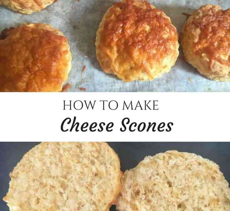 Bobby's Mary Berry's Cheese Scones