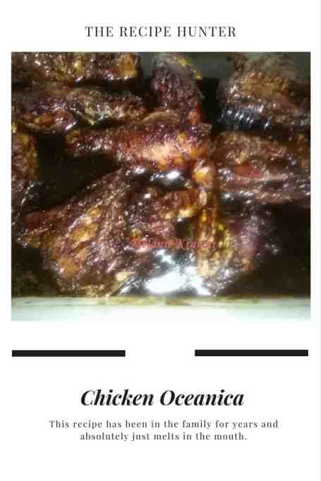 Chicken Oceanica