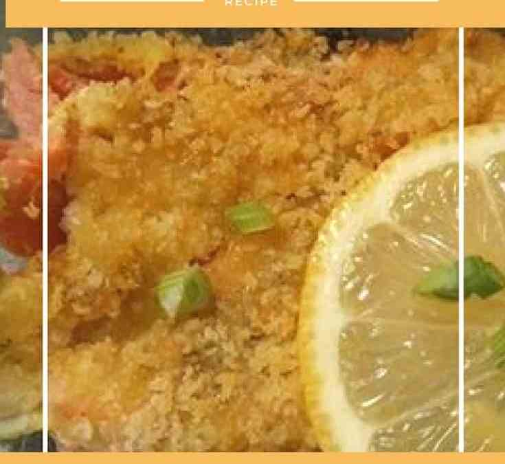 Corlea's Crust for Baked Fish