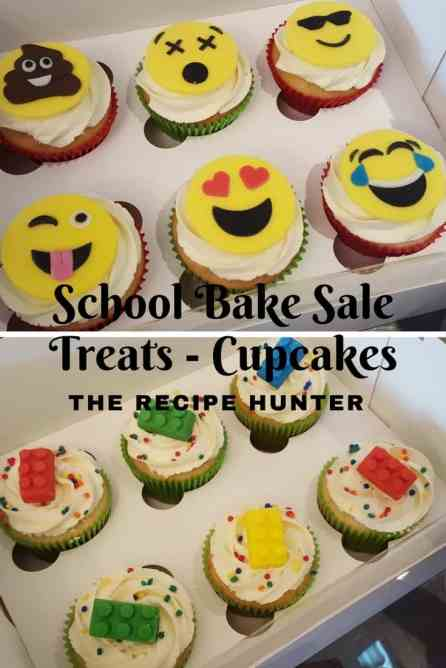 School Bake Sale Treats