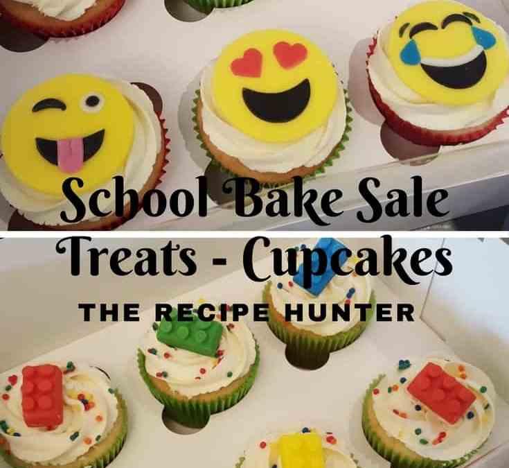 Vashnee's School Bake Sale Treats
