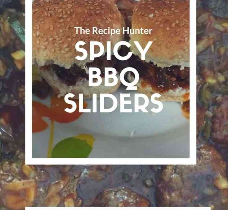 Bobby's Spicy BBQ Sliders