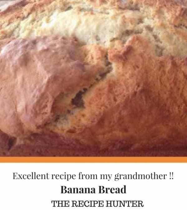 Rubina's Banana Bread
