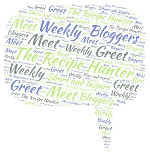 New Venture @ The Recipe Hunter – Weekly Share and Inspire, Meet and Greet
