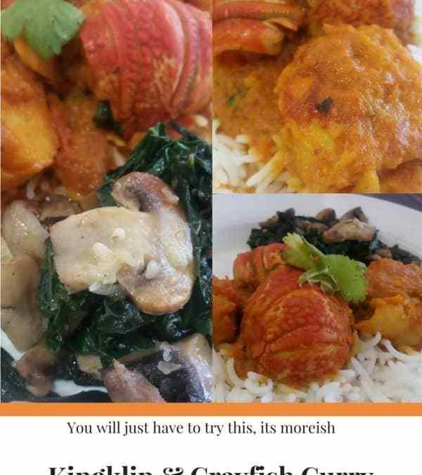 Feriel's Kingklip & Crayfish Curry