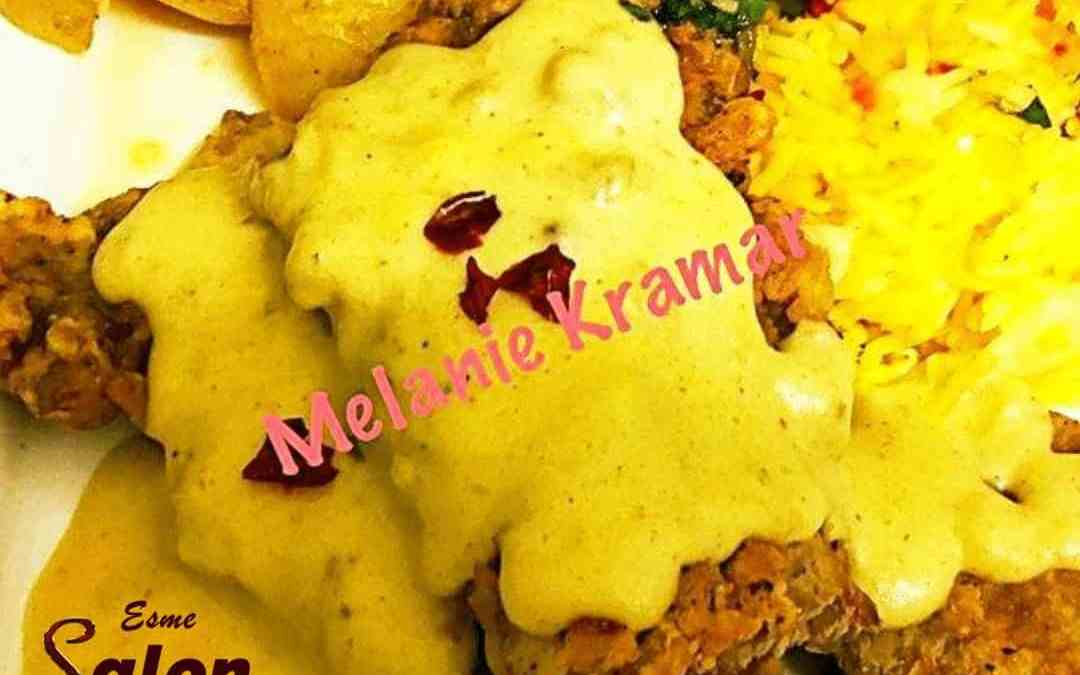 Home-made Chicken Fried Steak with Country Gravy