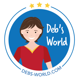 """Interview with Debbie from """"Deb's World!"""""""