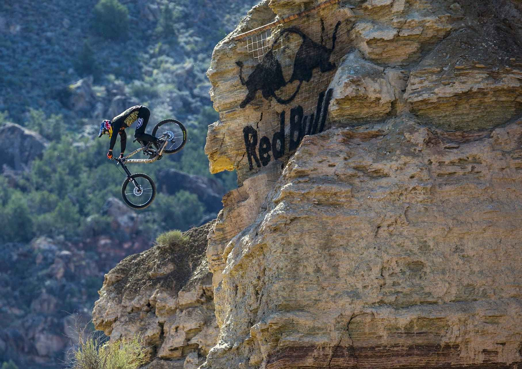 Red Bull 2014 Location Rampage