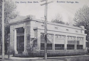 Excelsior Springs Bank Museum