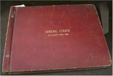 Bank Ledger