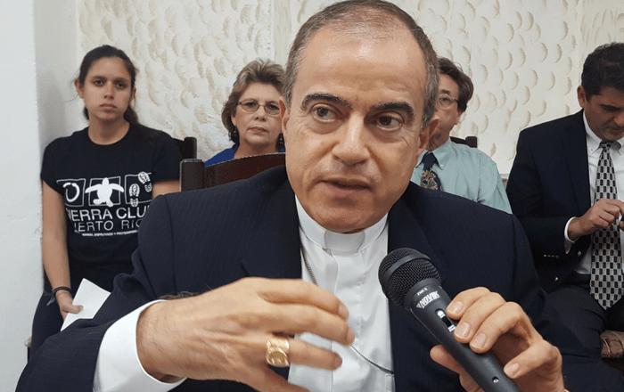 """Arzobispo: """"Nuestra lucha contra el coloniaje deben ser asuntos que nos unan"""""""