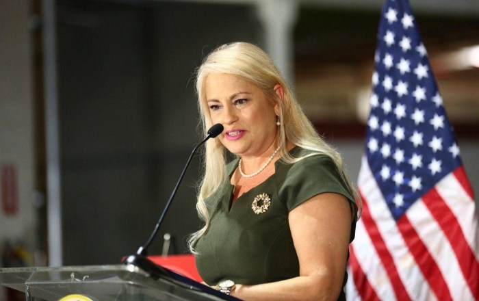 Gobernadora titubea sobre su candidatura para el 2020