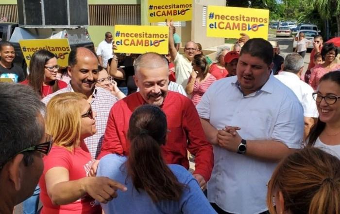Irizarry Pabón toma medidas ante posible abstención en las primarias