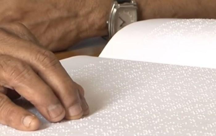 Legislarán para entregar tarjeta de identificación en Sistema Braille