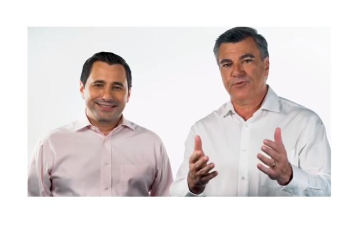 Correrán en pareja Charlie Delgado y Nadal Power en las primarias