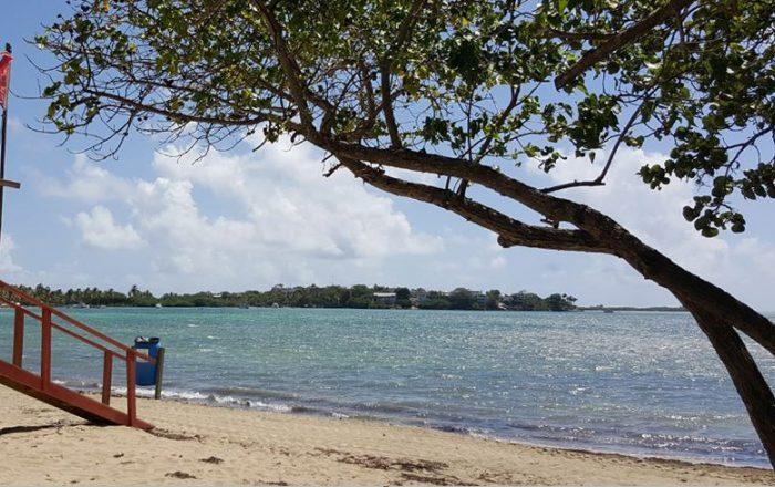 Cuatro playas del sur no aptas para bañistas
