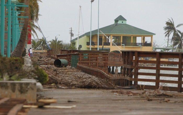 Comienza reconstrucción de Ponce