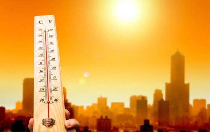 Índice de calor podría llegar a los 105 grados