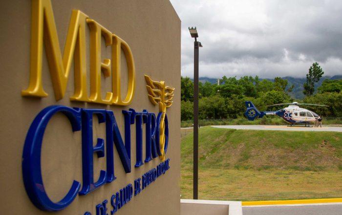 Vacunarán a la población general en Med Centro
