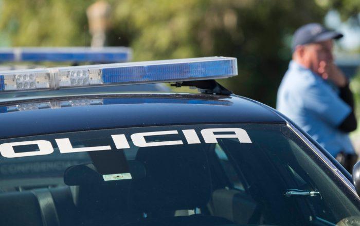 Agresión contra policía en San Juan