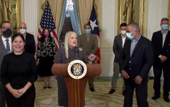 Gobernadora ofrecerá Mensaje de Presupuesto en Bellas Artes