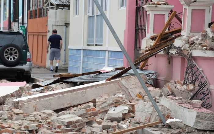 Realizarán simulacro de terremoto durante una pandemia