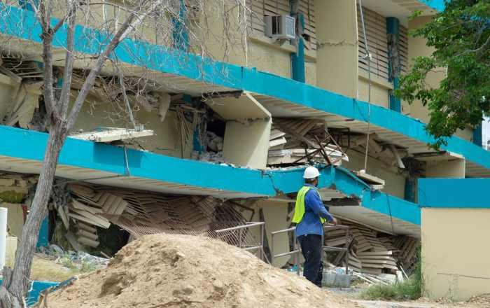 A nueve meses del terremoto de 6.4