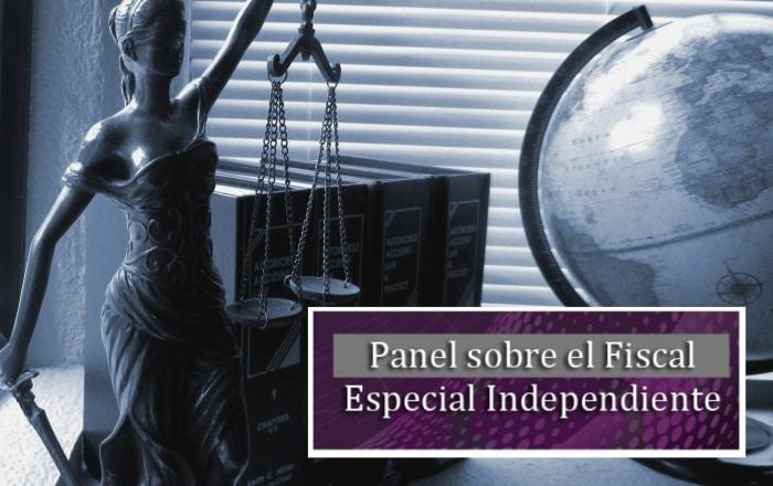 OPFEI exige a Justicia entrega inmediata de seis informes