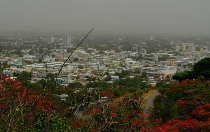 DRNA advierte que el Índice de Calidad de Aire es peligroso