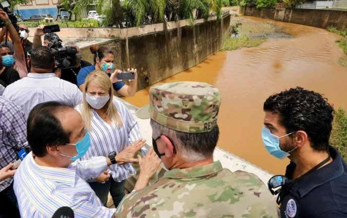 Agencias intentan regresar a la normalidad tras paso de la tormenta