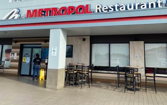 Salud ordena cierre de restaurante por casos de Covid