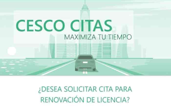 23,776 ciudadanos usaron CESCO Cita para gestiones en DTOP