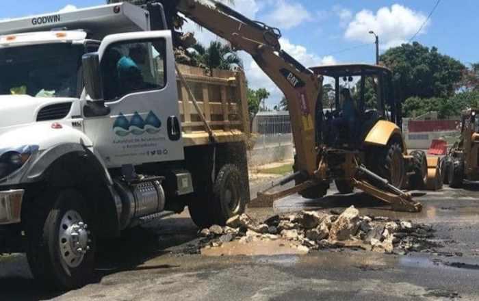Acueductos presenta primer plan de trabajo a FEMA