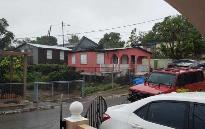 Santa Isabel reporta varios incidentes relacionados al paso de la tormenta